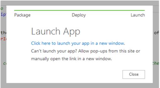 LaunchApp
